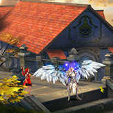 Скриншот к игре Rise of Angels