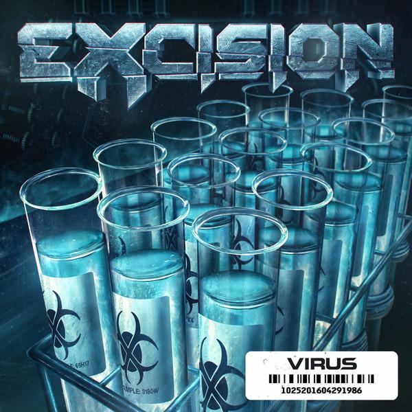 Excision - Virus LP